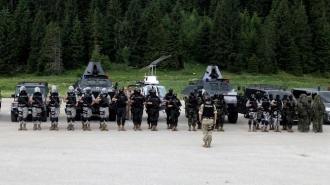 Suhodol: Danas vježba Specijalne policijske jedinice MUP-a Federacije BiH