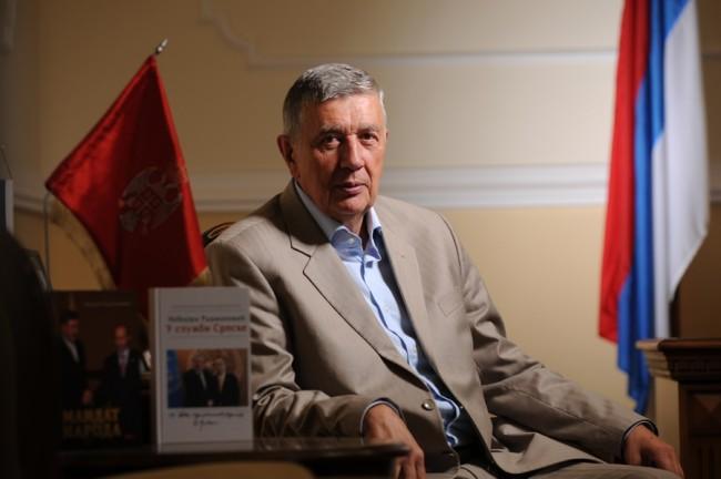 Radmanović potvrdio da je referendum o Danu RS samo uvod u onaj o nezavisnosti Republike Srpske