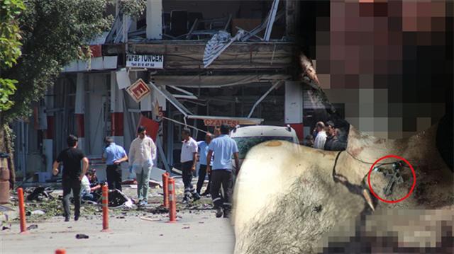 Turska: Ubijeni terorista kurdskog PKK-a nosio krst oko vrata