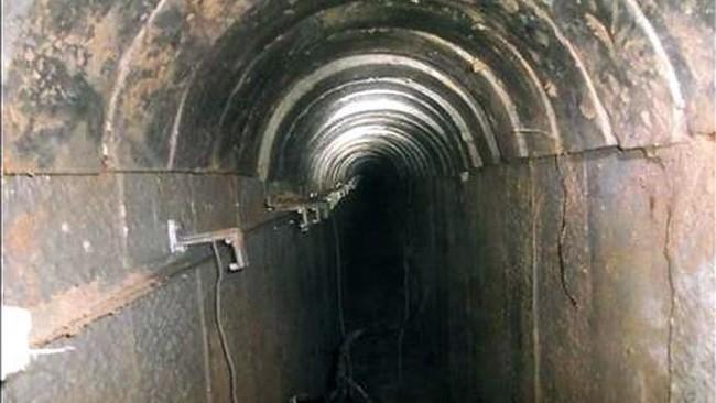 Izrael gradi podzemni betonski zid oko Gaze