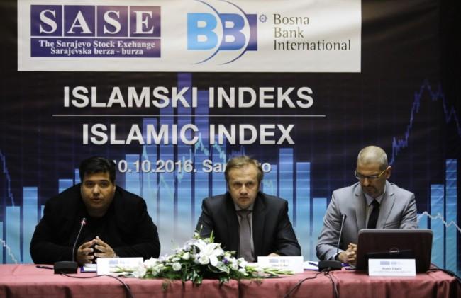 Sarajevska berza pokrenula islamski indeks