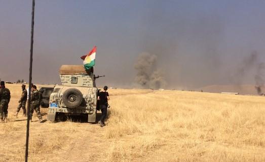 Isil od jutros izveo jedanaest samoubilačkih napada na snage koje napadaju Mosul