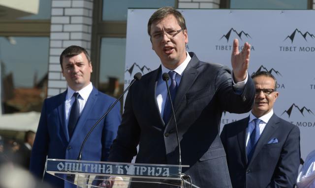 Vučić: Zbog ovoga nisam želio sukobe sa muslimanima
