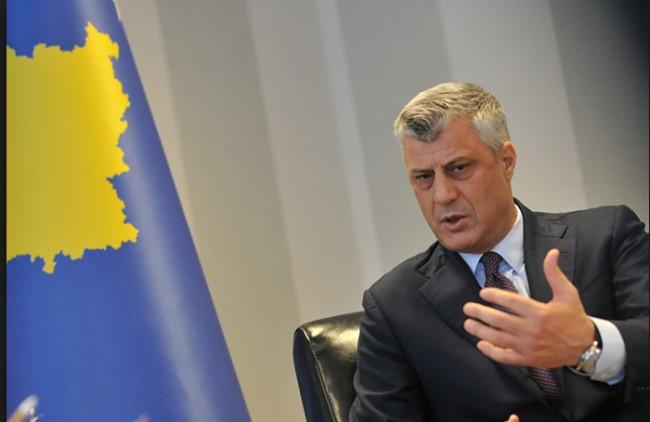 Thaci: Srbija prijeti Hrvatskoj, Bosni i Hercegovini, Crnoj Gori i Kosovu