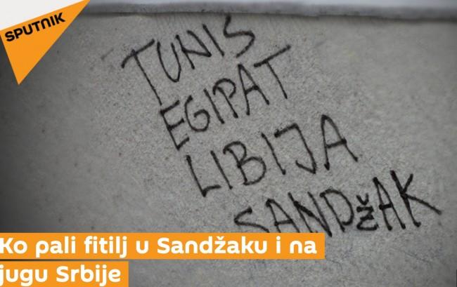 Opasno pisanje Putinove novinske agencije Sputnik o Sandžaku