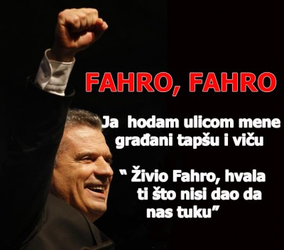 Fahrudin Radončić:Ne vidim u ovom trenutku da neka ličnost u BiH ima jaču autoritativnost od mene