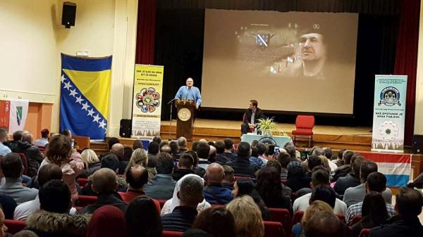 Ambasada Srbije tražila da se Bošnjaci iz Luksemburga ograde od govora generala Atifa dudakovića