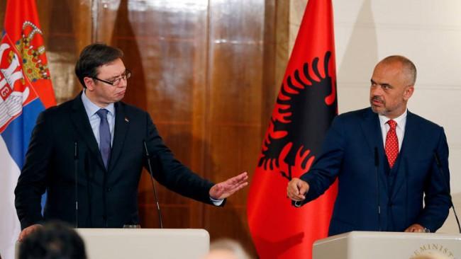 """Premijer Albanije: """"Srbi će na Kosovo moći ući samo kao turisti i nikada više kao gospodari teritorije"""""""