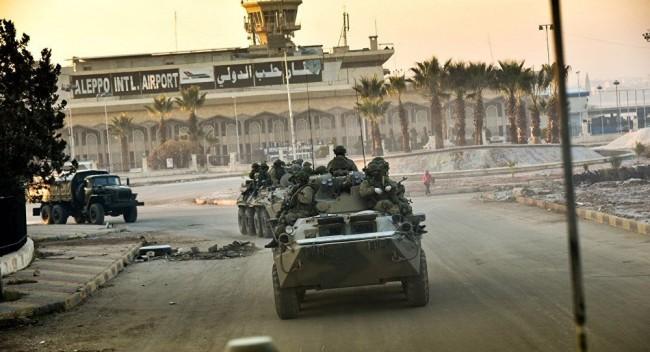 U Siriji poginula četiri ruska vojnika