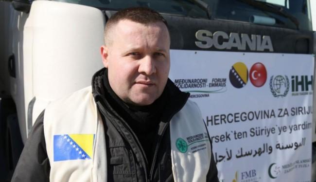 Haris Mustajbašić, glavni imam Medžlisa Islamske zajednice Zvornik: Put u Siriju i pomoć izbjeglicama