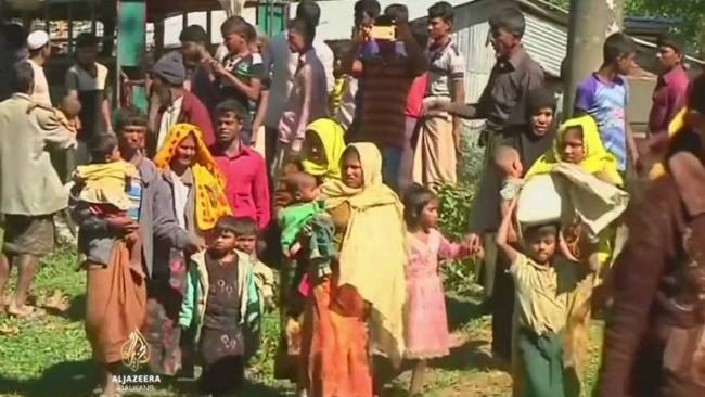 UN: Mijanmarske snage sigurnosti čine masovna ubistva i silovanja Rohinja muslimana