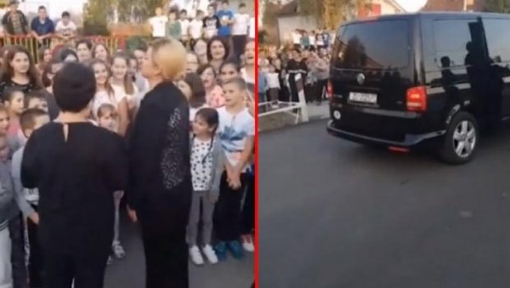"""EVROPSKA HRVATSKA / Đaci se požalili Kolindi da im fali dvorana, ona im rekla: """"Imate livadu"""""""