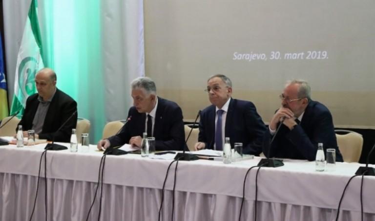 """Glavni odbor SDA najoštrije osuđuje pokušaje oživljavanja """" Herceg-Bosne"""""""