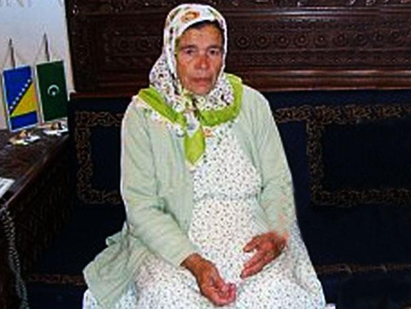 Nazija Beganović, majka kojoj su četnici ubili šest sinova preselila na ahiret