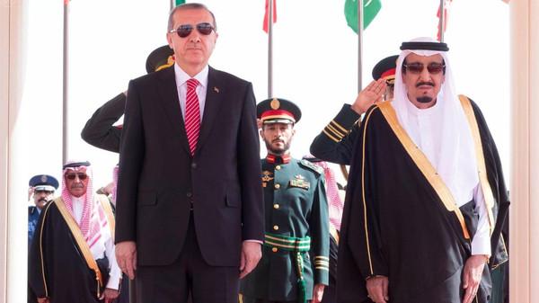 """Erdogan: """"Podržavamo vojnu operaciju Saudijske Arabije u Jemenu"""""""