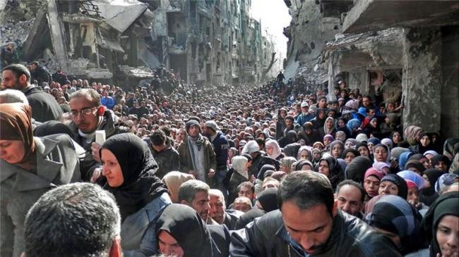 Gdje je Allah, dželle šanuhu od onoga što se dešava muslimanima?