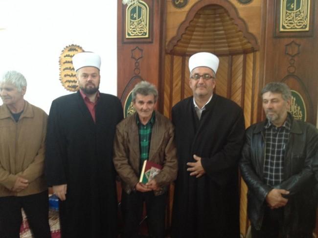 Stanimir Todorić prešao na islam u džematu Turija
