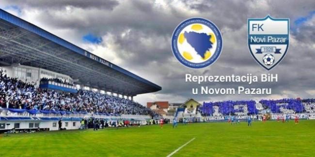 Inicijativa navijača FK Novi Pazar da reprezentacija BiH odigra utakmicu na pazarskom stadionu