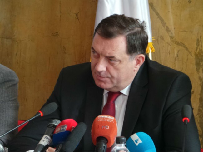 """Dodik jedva dočekao da ovo izjavi:""""Motivacija za napad u Sarajevu radikalni islam"""""""