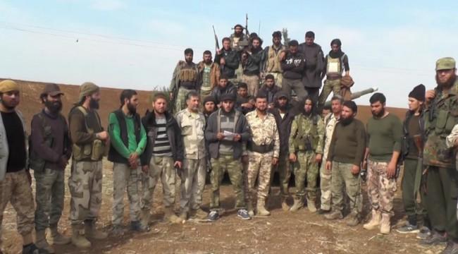 49 jedinica Slobodne sirijske vojske osudilo teroristički napad u Parizu