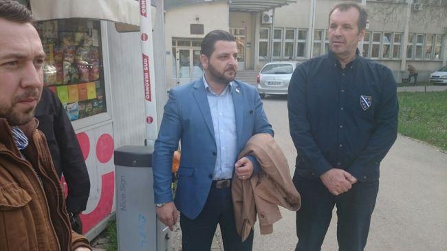 Sejfudin Tokić: Protiv mene pokrenut politički proces po nalogu Milorada Dodika