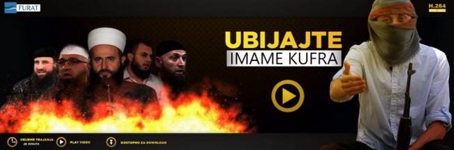 Isil objavio video snimak u kojem poziva pristalice da ubiju Zukorlića, Kuduzovića, Pezića… (VIDEO)