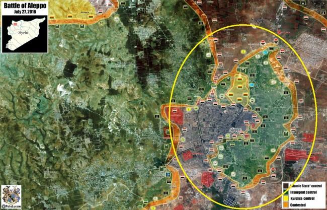 Kurdi i Asadova vojska potpuno odsjekli istočni Halep: Sprema se genocid nad sunijama