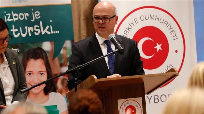 Turski ambasador u BiH: Gulenov FETO kroz obrazovanje truje učenike