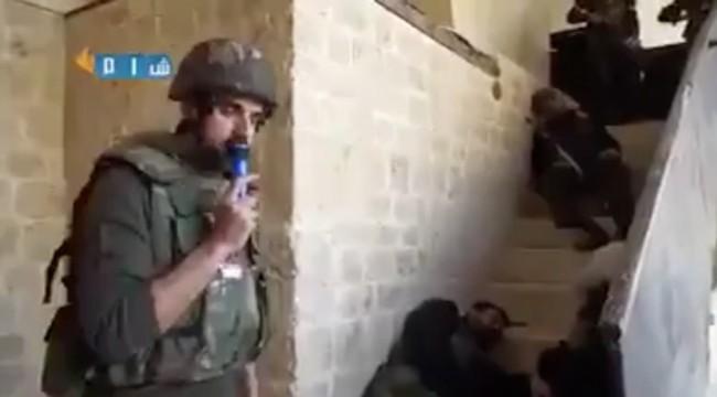 Asadova državna televizija greškom prikazala prilog u kojem sirijski vojnici glume mrtve pobunjenike /VIDEO/