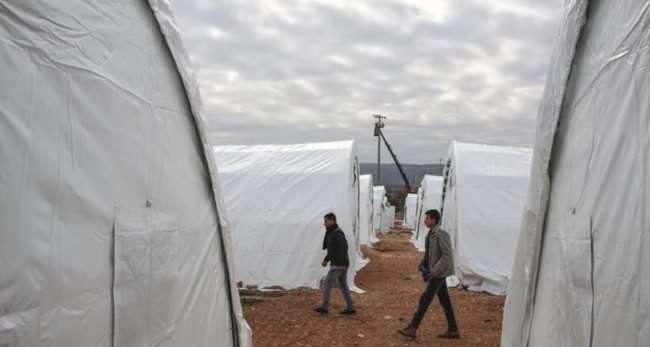 Turska u Hatayu podiže novo izbjegličko naselje za zbrinjavanje civila iz Sirije