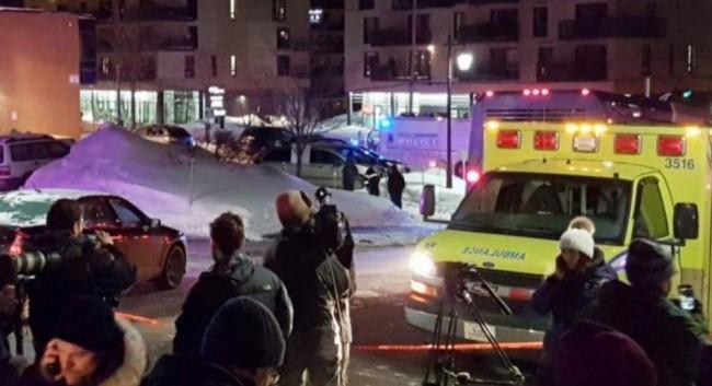 Kanada – Quebec: Izvršen napad na muslimane dok su klanjali u džamiji, ubijeno pet vjernika /VIDEO/